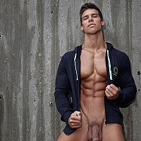 best male fitness models