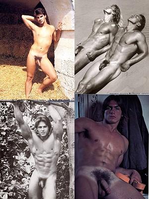 male vintage erotica