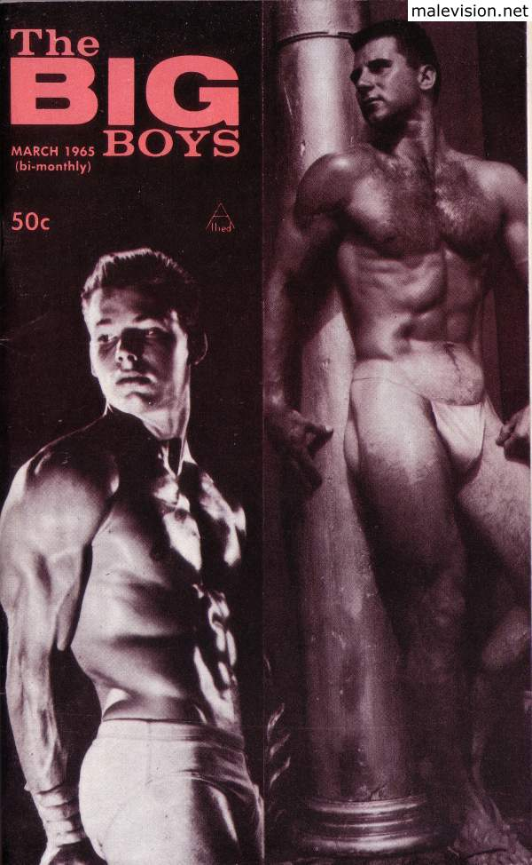 Vintage male physique photo gallery