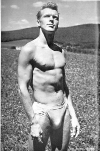 vintage male physique photography