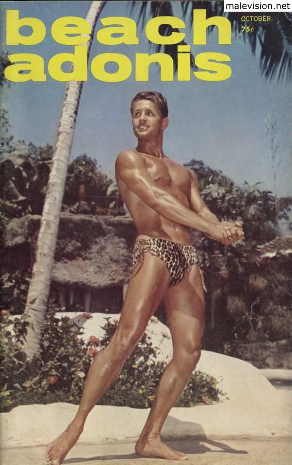 mark nixon vintage male model