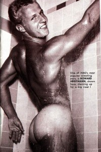 Howard Heidtmann male physique model