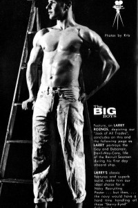 The Big Boys magazine male physique gallery