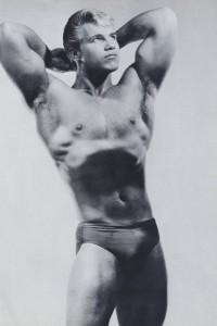 scandinavian bodybuilder