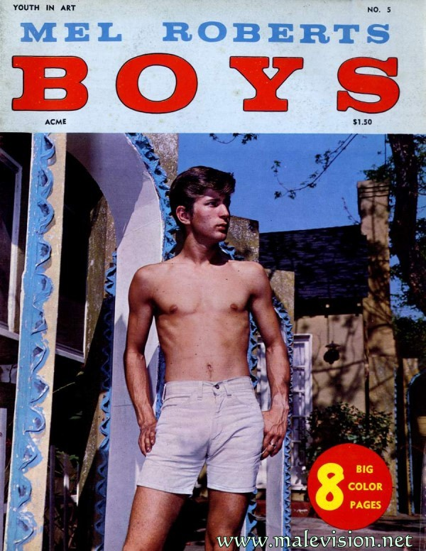 muscle boys in physique magazine of 1967