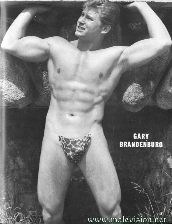 muscle men vintage physique photography