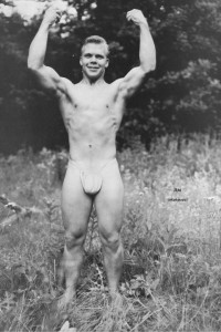 muscle guy vintage physique photography