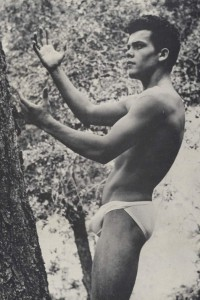 swedish male vintage physique