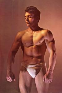 muscle scandinavian bodybuilder