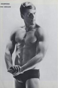 beautiful swedish bodybuilder
