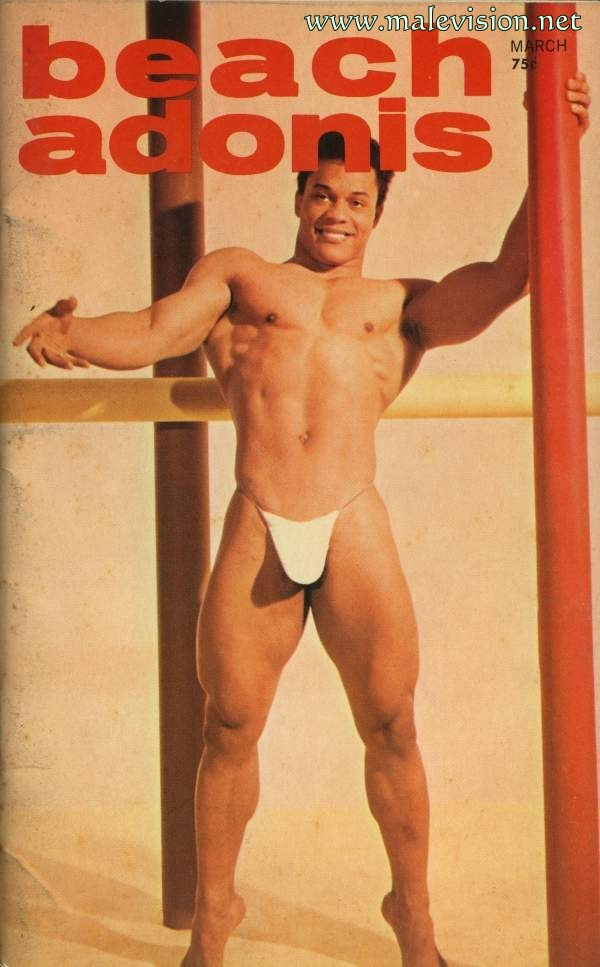 male vintage physique magazine