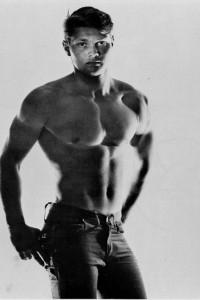 beautiful bodybuilder from Sweden