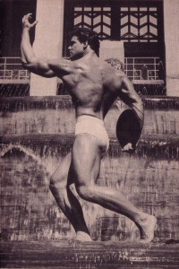 World's greatest bodybuilder and physical culturist