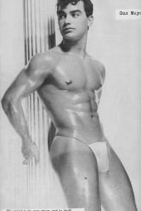 beautiful bodybuilder photo art