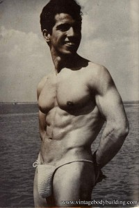 very beautiful bodybuilder