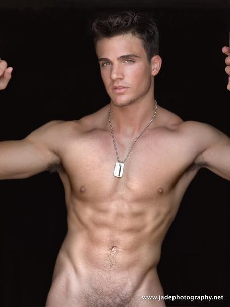 Philip Fusco male model erotica