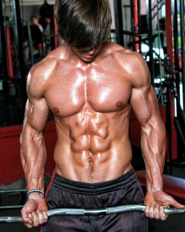bodybuilder and fintess model