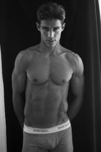 Brazilian muscle man