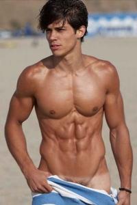 Carlos Freiere naked