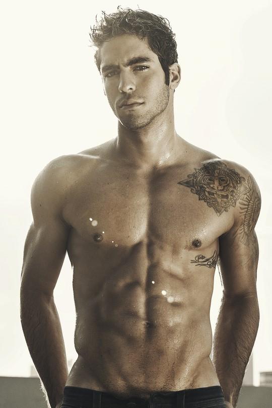 Pedro Arnon Brazilian male model