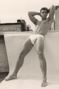 Chris Campanioni hot model