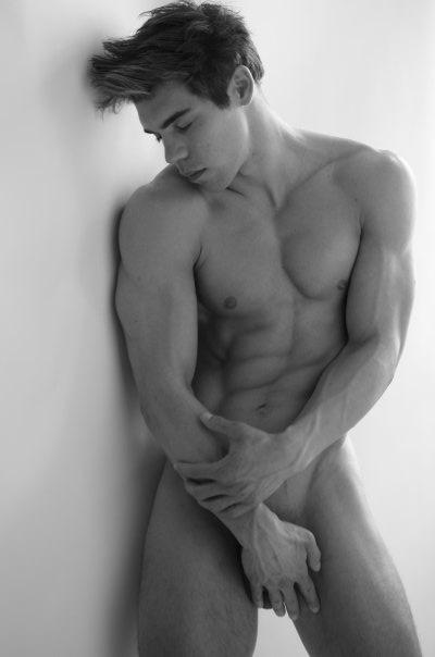 Chris Campanioni naked male erotica