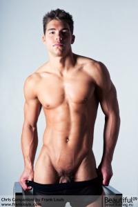 Chris Campanioni nude