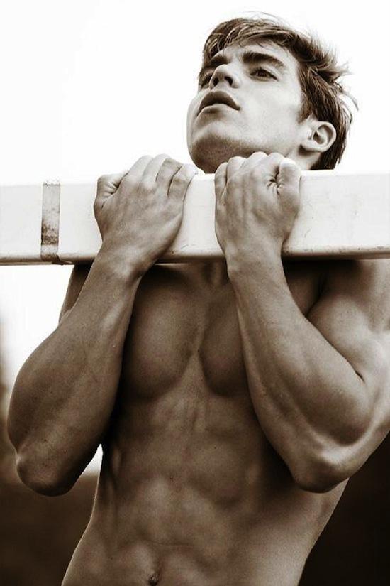 Chris Campanioni workout
