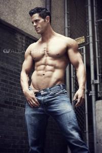 bodybuilder Eric Turner