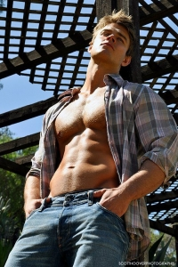 Hot muscle guy from Norway