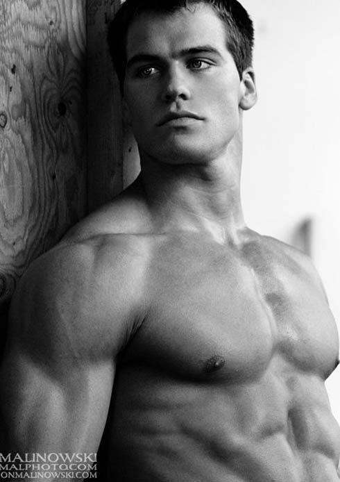 american bodybuilder Jed Hill