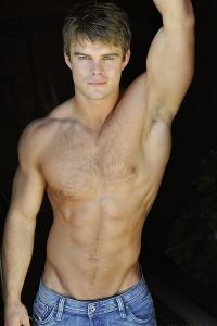 norwegian muscle male model