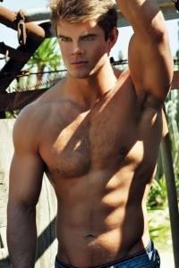 Lars Slind male model