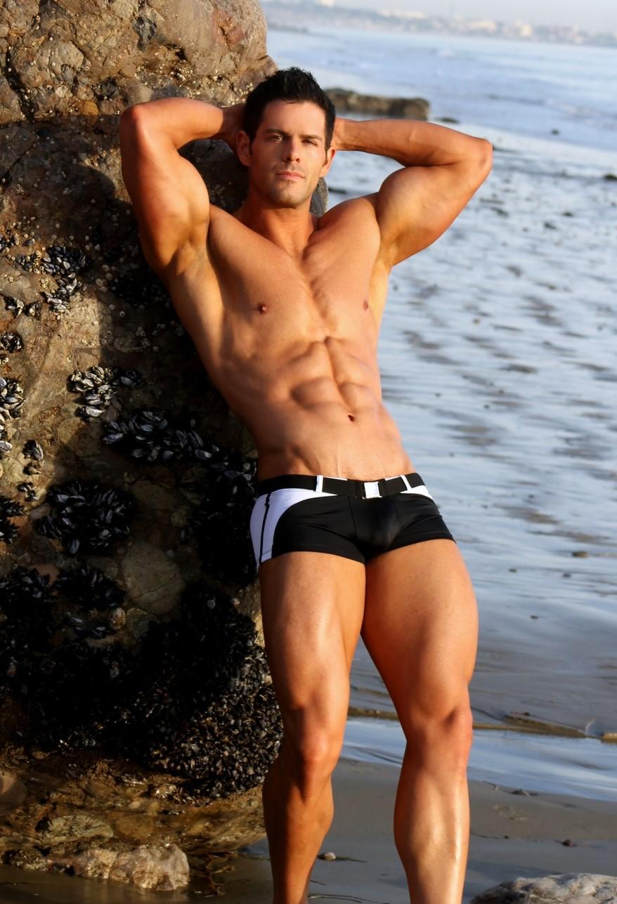 Eric Turner fitness model