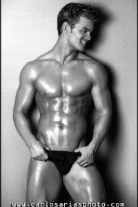 Sexy Norwegian muscle man
