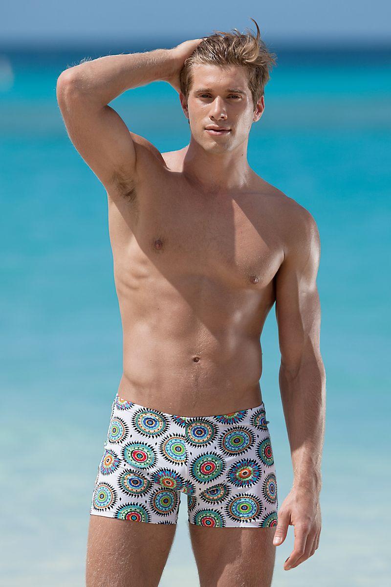 Sexy Kris Kranz at the beach