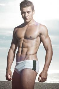 Sexy male model Renato
