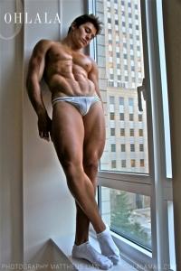 Young model boy male erotica