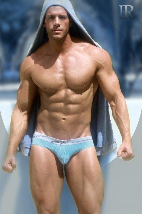 male model Eric Turner