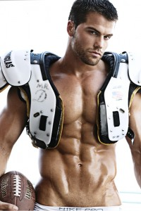 bodybuilder Jed Hill