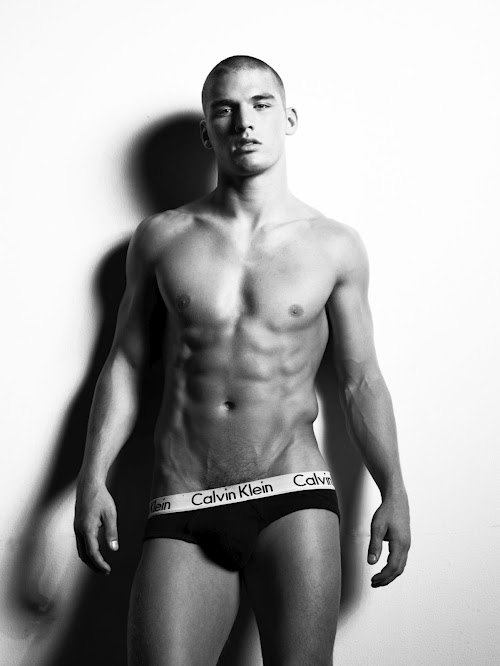 handsome Kerry Degman
