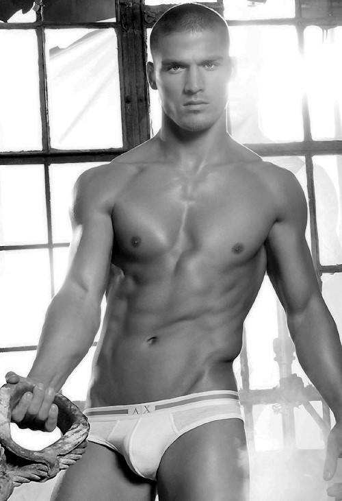 American model Kerry Degman