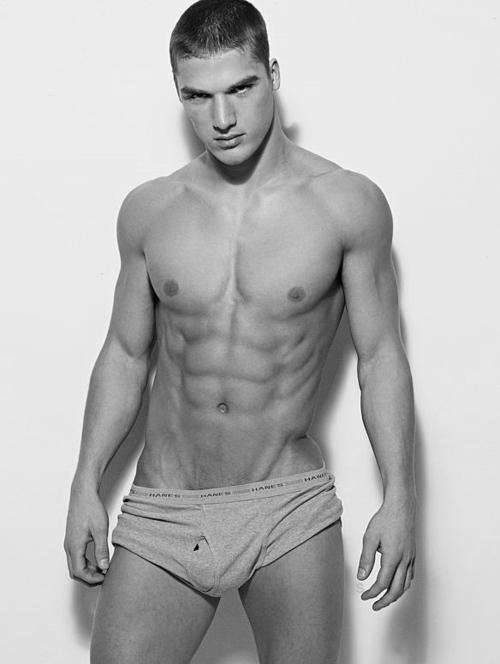 Kerry Degman male model