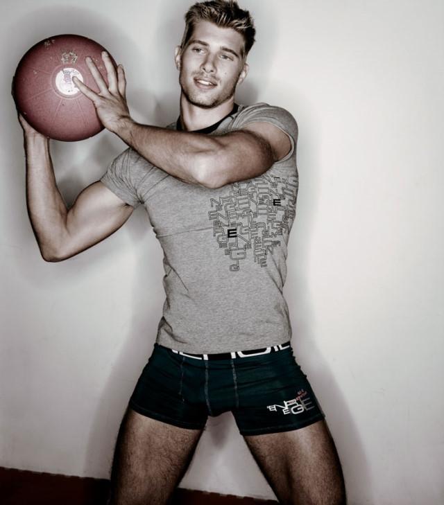 american male fitness model