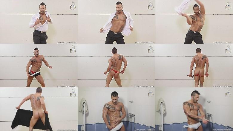 muscle male stripper