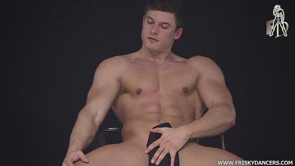 Spaanse mannelijke stripper