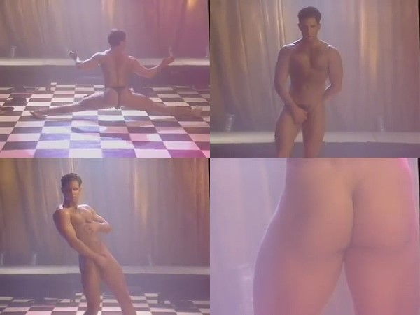 naked male stripper video