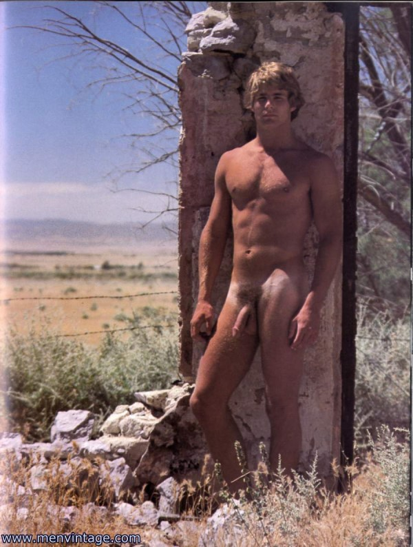 Erotic Male Nude 66