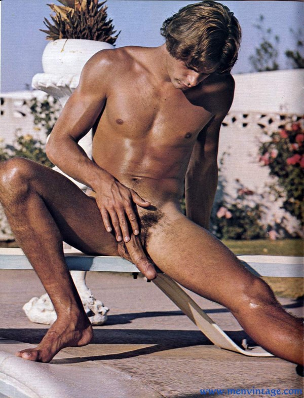 sportsman nude