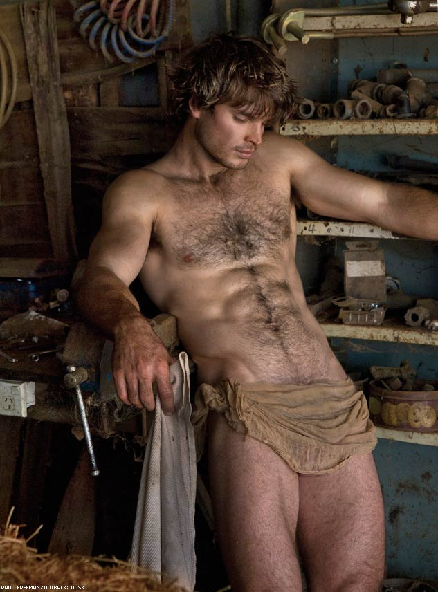 Paul Freeman men